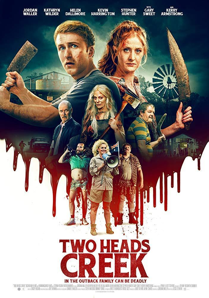 TWO HEADS CREEK (2020) [BLURAY 720P X264 MKV][AC3 5.1 CASTELLANO] torrent